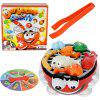 Barbecue Party Tricky Toy Set -