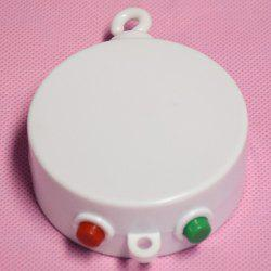 babysylsrl Baby Bed Bell Music Box -