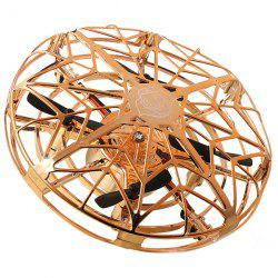 Hand Throwing Induction Four-axis Flying Saucer -