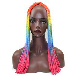 Colored Hollow Scorpion Synthetic Wig -