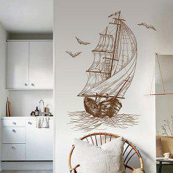 PVC Environmental Protection 3D Stereo Wall Sticker -