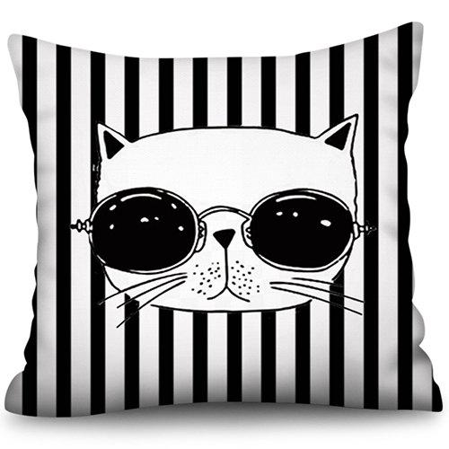 Outfits Valentine Day Series Digital Printing Square Pillowcase Sofa Cushion Cover 45 * 45cm