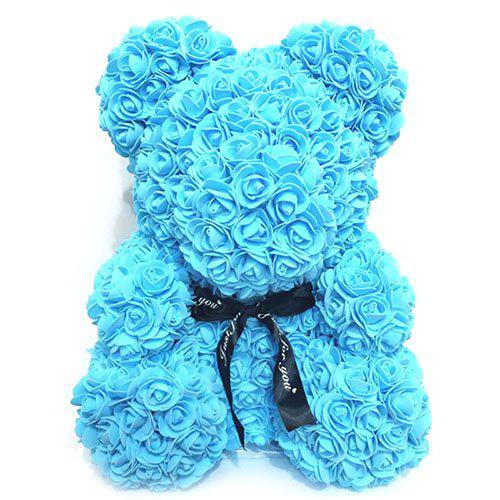 Hot Party Gift Valentine Rose Bear 40cm