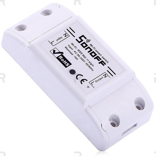 Online SONOFF BASIC WiFi Wireless Smart Switch for DIY Home Safety