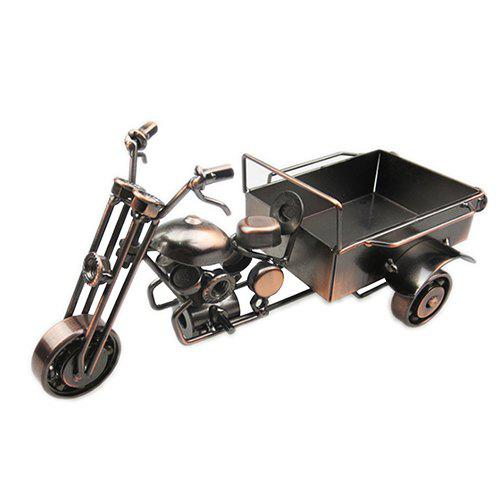 Online European Ornaments Crafts Tricycle Model
