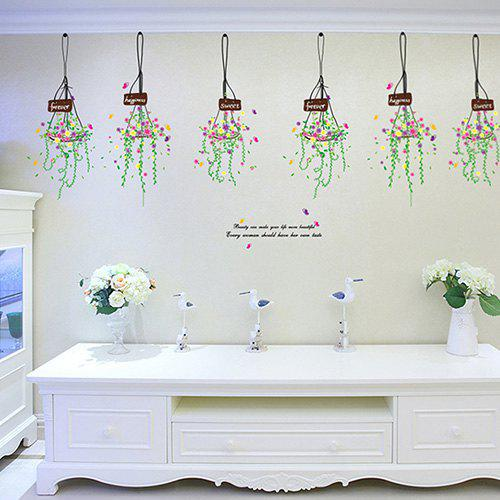 Latest PVC Environmental Protection 3D Wall Sticker