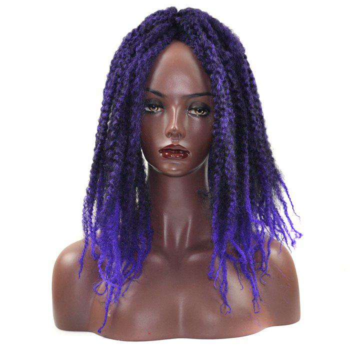 Affordable Personality Fluffy Explosion Synthetic Wig