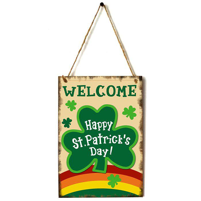 Discount JM01100 Wooden St. Patrick's Day Listing