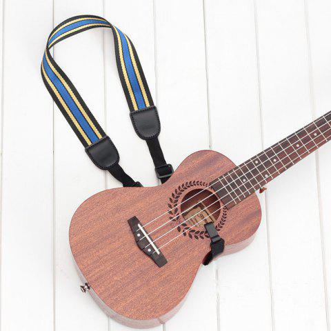 Hook Strap Four-string Ukulele Four-string Small Guitar RED