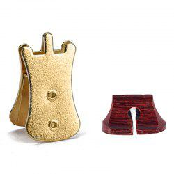 BY12 Golden Erhu Mute and Rosewood Erhu Code -