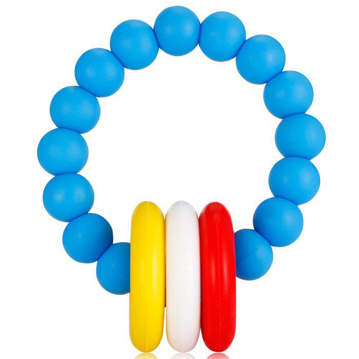 Affordable Baby Silicone Bracelet Teether for Infant Use