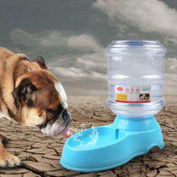 Pet Feeder automatique Teddy Water Feeder Dispositif d'alimentation pour chat -