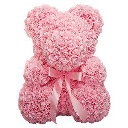 Creative Bubble PE Flower Rose Bear -