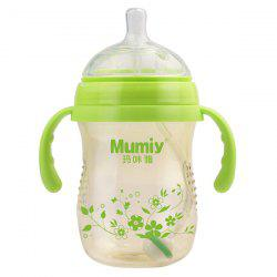 Mumiy MMY - 1024 Automatic Wide Mouth PPSU Feeding Bottle -