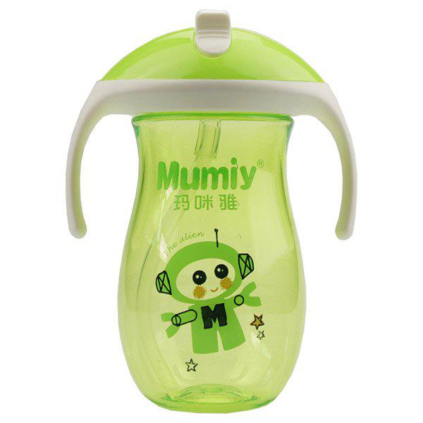 Chic Mumiy MMY - 6001 Highly Transparent UFO Kids Drinking Cup