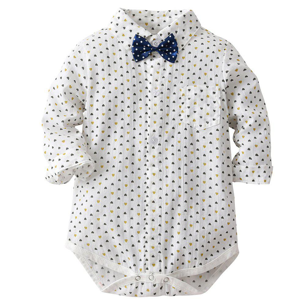 0c918a85a203 Latest Boys Gentlemen Baby Romper