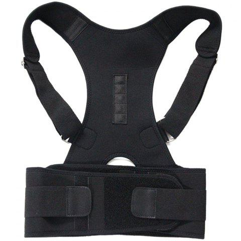 Magnetic Therapy Posture Corrector Shoulder Back Support Belt