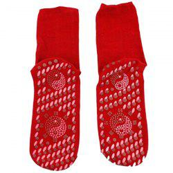 Self-heating Health Socks with Function of Magnetic Therapy -
