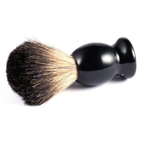 YMH37653 Hair Salon Men Cleaning Beard Nylon Brush