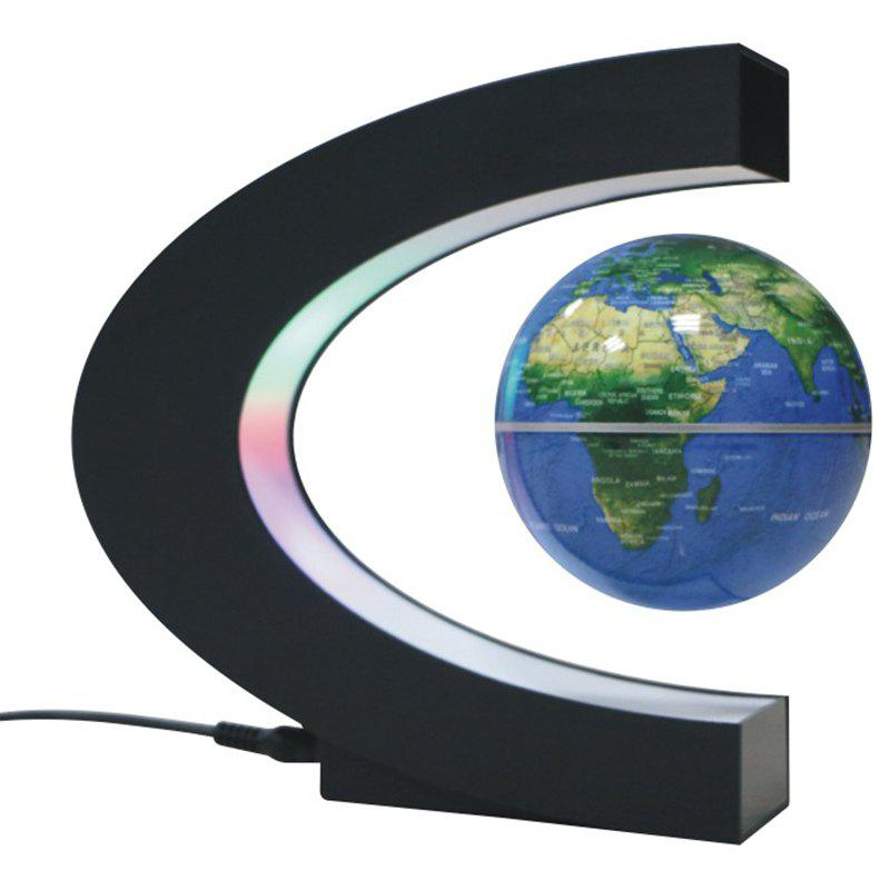 Affordable C-shaped 3 inch Light Magnetic Levitation Globe