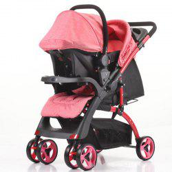 Mamakids K - 98KC Baby Stroller with Basket -