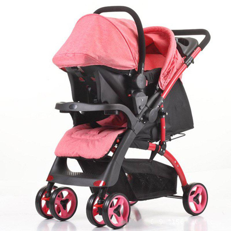 Trendy Mamakids K - 98KC Baby Stroller with Basket