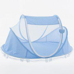 JB808C Baby Foldable Baby Mosquito Net Pillow Mattress -