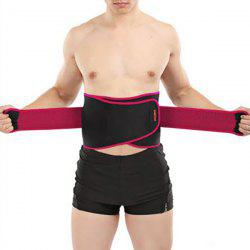 BOER 7995 Breathable Sports Fitness Weightlifting Belt Pressure L Waistband -