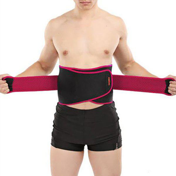 Unique BOER 7995 Breathable Sports Fitness Weightlifting Belt Pressure L Waistband