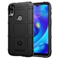 LEEHUR Shatter-resistant Phone Back Cover for Xiaomi Redmi Play -