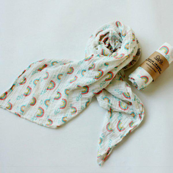 Shops Baby Print Quilt Wrapped in Spring Autumn Winter Gauze