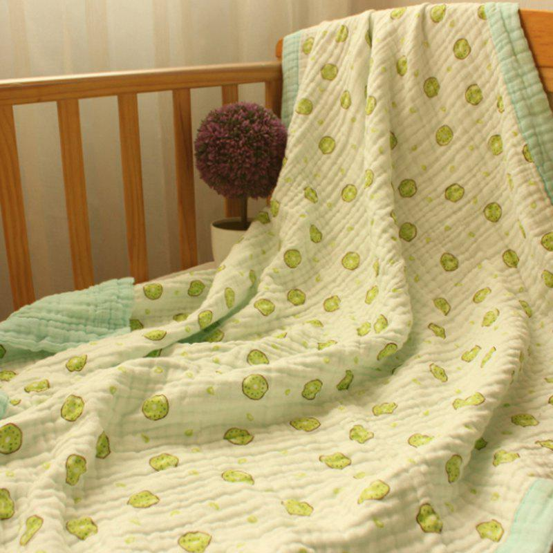 Shops 115 X 115 Eight Layers Baby Washed Gauze Wrap Towel