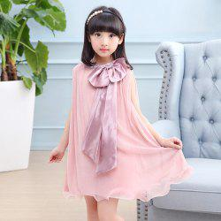XX21 Girls Big Bow Smooth Swing Dress -