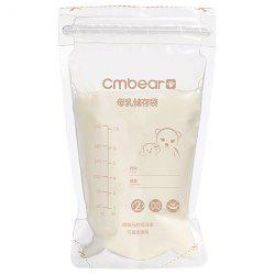 Cmbear ZRM - 0601 Breast Milk Storage Bag 220ML 30PCS -