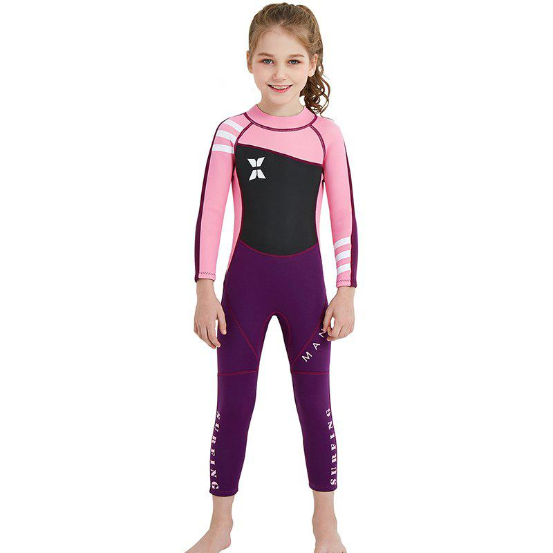 Chic DIVE SAIL WS - 18818 Children Swimsuit One-piece Long Sleeve