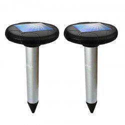 Solar Garden Park Pest Repeller 2pcs -