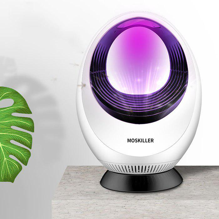 Trendy USB Non-radiation Indoor LED Silent Mosquito Killer