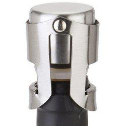 Stainless Steel Champagne Wine Stopper 2pcs -