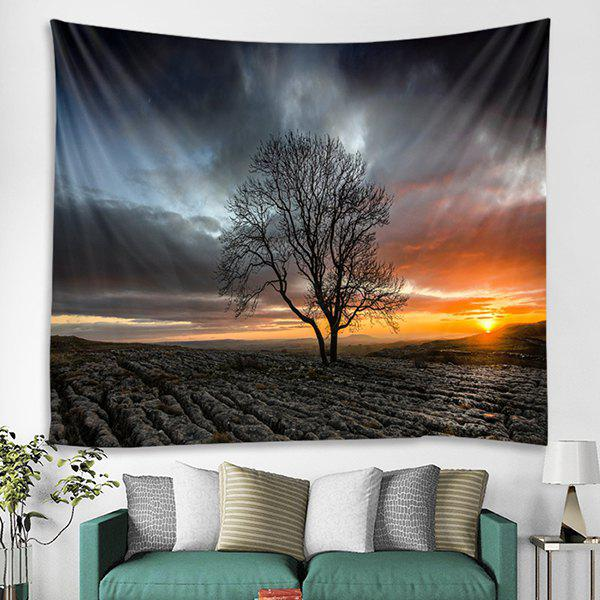 3D Digital Print Living Room Background Decorative Wall Tapestry