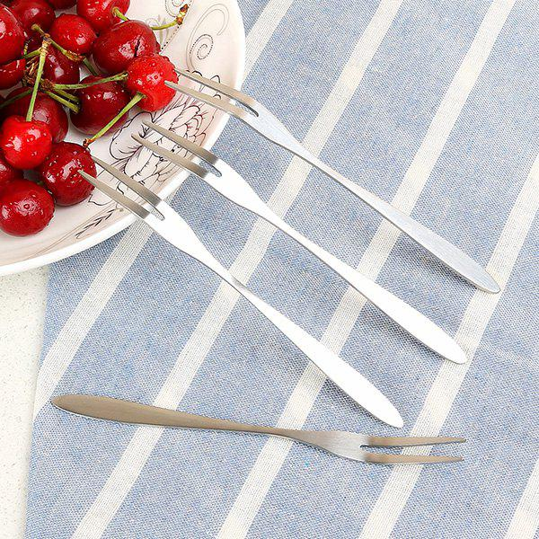 Outfit CF0062 Stainless Steel Fruit Fork