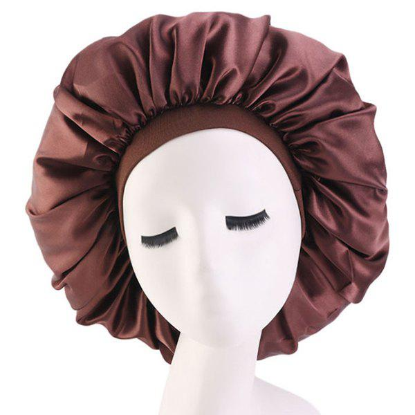 Outfits Stretchy Wide-brimmed Shower Cap