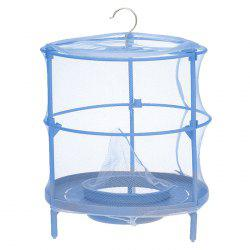 Folding Flies Trap Cage Flycatcher Non-toxic -