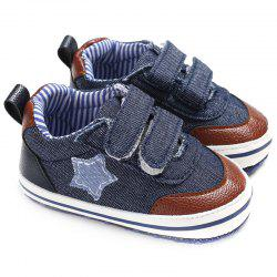 C - 521 0 - 1 Year Old Male Baby Casual Non-slip Infant Toddler Shoes -