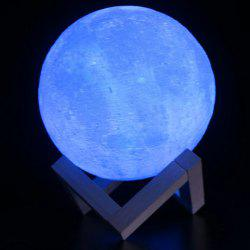 M003 16 Color Remote Control USB Charging Starry Moon Light -
