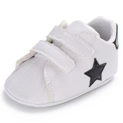 Five-pointed Star Baby Shoes Soft Bottom Casual Toddler -