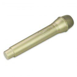High Simulation Plastic Microphone Model Stage Performance Prop -