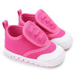 B104 Canvas Casual Soft Bottom Baby Toddler Shoes -