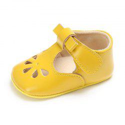 C - 334 Female Baby Non-slip Toddler Shoes -