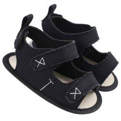 C - 454 Summer 0 - 1 Year Old Silicone Sandals Baby Toddler Shoes -