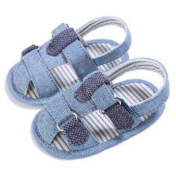 B38 0 - 1 Year Old Boy Summer Sandals Baby Toddler Shoes -